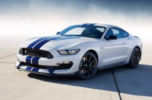 Фото Ford Shelby GT350R Mustang