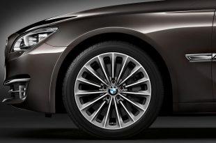 Шины BMW 750 Li