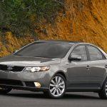 Компания Kia в ближайшем будущем обновит модель Forte