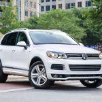 Гибридная версия VW Touareg ушла с американского автомобильного рынка