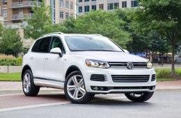Фото VW Touareg