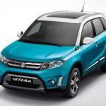 Старт продаж нового поколения SUV Suzuki Vitara