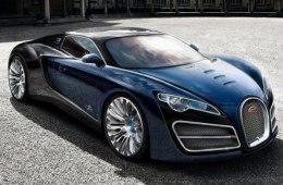 Фото Bugatti Chiron 2016