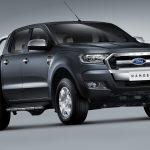 Показана заряженная версия – модель Ford Ranger