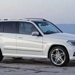 Российский рынок покинул Mercedes-Benz GLK