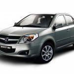 В России завершились продажи популярного седана Geely MK