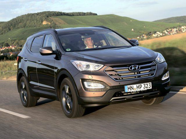 Фото Hyundai Santa Fe 2016-2017