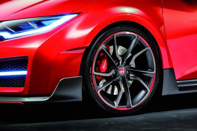 Фото Honda Civic Type-R 2016-2015