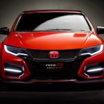 Новая Honda Civic Type-R 2016-2015 (фото, цена)