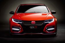 Фото Honda Civic Type-R 2016-2015