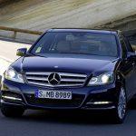 Компания Mercedes-Benz рассекретила моторы для европейских моделей купе С-класса 2016 модельного года