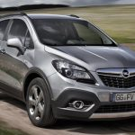 Внедорожник Opel Mokka получил новую силовую установку