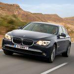 Новая BMW 7-й серии – официальная премьера