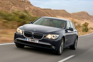 Фото BMW 7-й серии