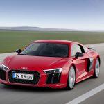 На Audi R8 будет устанавливаться мотор мощностью 450 л.с.