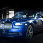 Wraith Porto Cervo – специальная версия от Rolls-Royce