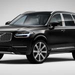 Благодаря обновленной модели XC90 компания Volvo увеличила показателя продаж