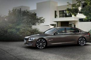 Фото BMW 7-серию Sport