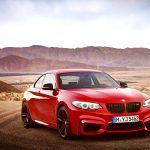 Купе BMW M2 продемонстрируют уже через два месяца