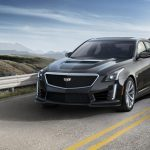 Этой осенью начнутся продажи топового Cadillac CTS-V