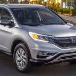 Внедорожник Honda CR-V является самой востребованной моделью в мире в своем классе