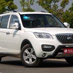 Новая версия самого продаваемого паркетника Лифан Х60 2016