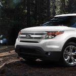 В США началась сборка новой версии Ford Explorer