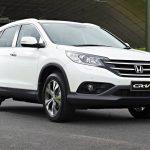 Стал известен ценник в России на новую Honda CR-V с мотором 2,4 литра