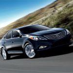 Российский рынок покинула модель Grandeur от Hyundai
