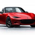 Родстер Mazda MX-5 возможно будет оснащаться турбированным двигателем