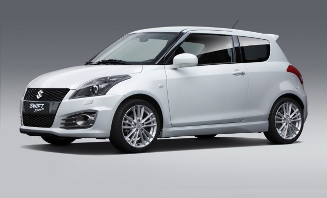 Фото Suzuki Swift Sport 2016