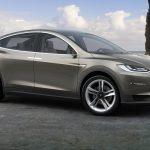 Кроссовер X от компании Tesla выйдет уже в сентябре