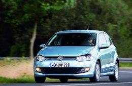 Фото Volkswagen Polo TDI Bluemotion