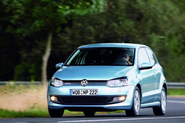Фото Volkswagen Polo TDI Bluemotion