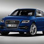 Компания Audi немного усовершенствовала свой топовый кроссовер SQ5