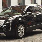 Новый кроссовер Cadillac XT5 будет показан уже в этом году