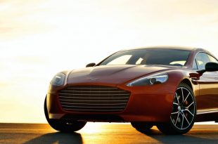 Фото Aston Martin Rapid