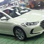 Hyundai Elantra – самая первая информация