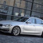 Представители компании BMW рассекретили свой гибрид гибрид 330e