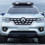 В компании Renault расказали о концепте Alaskan Concept