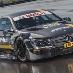AMG C63 DTM – новое купе от Mercedes