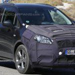 Ведутся активные испытания новой версии Opel Mokka