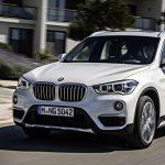 Представители компании BMW показали новые версии модели Х1