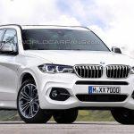 BMW X7 в ультра-роскошной модификации