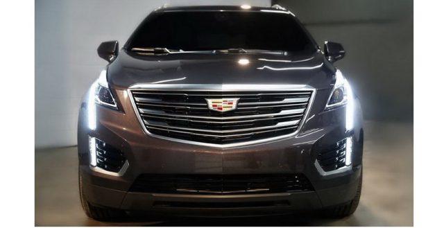 Фото Cadillac XT5