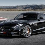 Компания Brabus и ее новая работа — Mercedes-AMG GT S