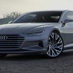 Обновленный Audi A6 будет показан уже в следующем году