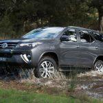 Тойота Фортунер 2016-2017: вторая генерация внедорожника