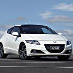 Состоялась официальная презентация нового поколения Honda CR-Z
