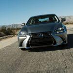 Lexus GS 2016-2017: обновленная модель популярного автомобиля